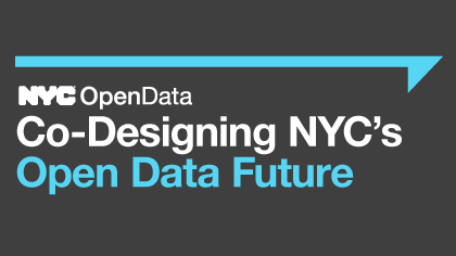 Make Your Voice Heard for the Future of Open Data!