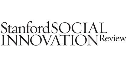 Redefining User Centered Design in the Stanford Social Innovation Review